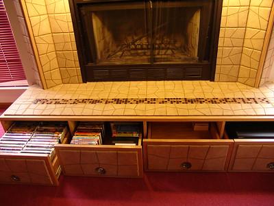 Finished Fireplace (Finally)