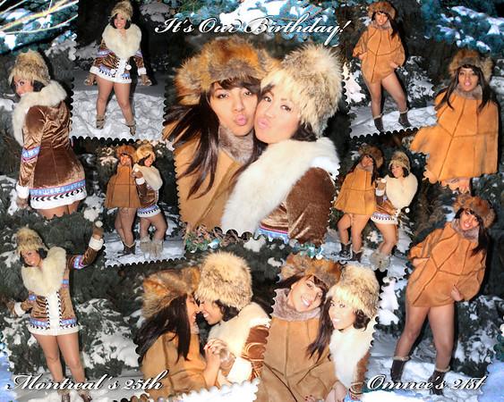 Omnee & MoMo - Winter Wonderland