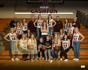 Cashton girls basketball GBB1920