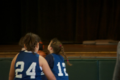 St Peter's Basketball