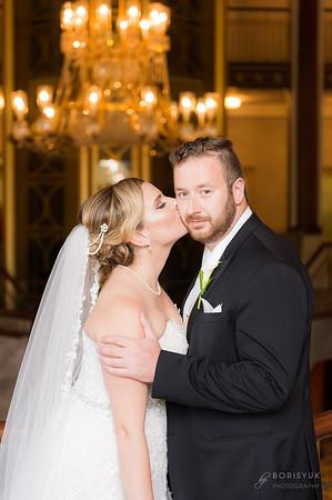 Biltmore Wedding Providence: Maria & Billy