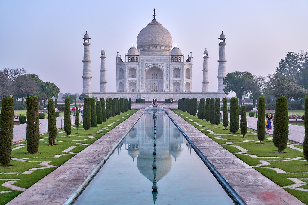 UNESCO World Heritage Sites in India: Taj Mahal