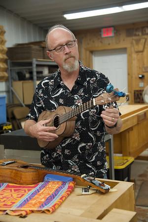 Build a Ukulele with John Ressler