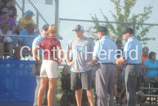 7-13-15 Northeast regional softball vs. Mount Vernon