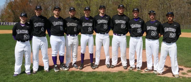 Var Baseball Individual Mug Shots, Senior group and Team shots , April 24, 2015