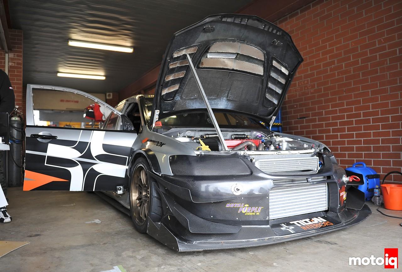 tilton evo voltex front bumper