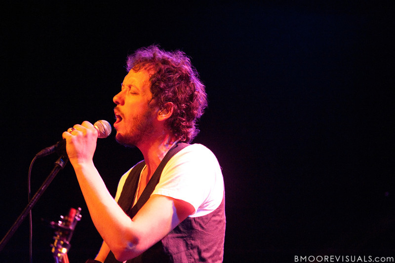Gungor perform on March 18, 2010 at Plaza Theatre in Orlando, Florida