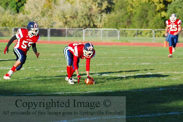 Football Soph vs Maple Mt 09
