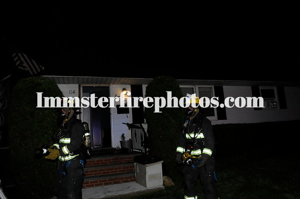 HICKSVILLE FD GARNER AVE HOUSE FIRE 7-9-18