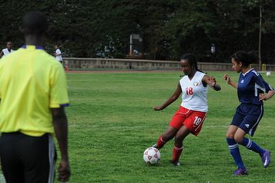 Div 1 Girls Soccer