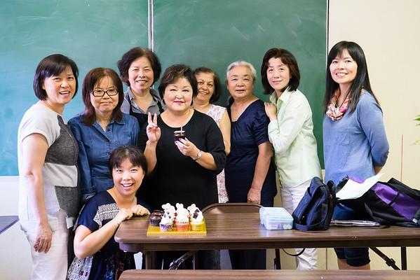 2014-05 Kika sensei Birthday