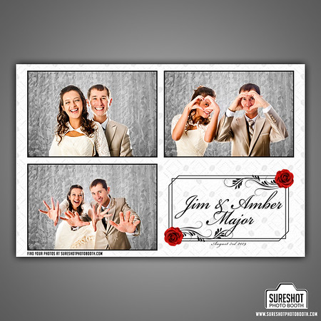 8.3.2019 Amber & Jim Major Wedding