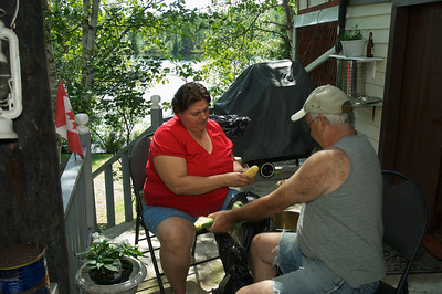 Fish Fry 2011 Chalet Suzanne & Ronald