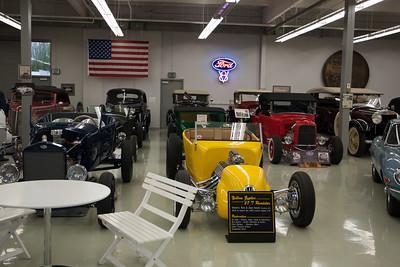 Garage Visit: Ken Austin Collection April 13, 2019