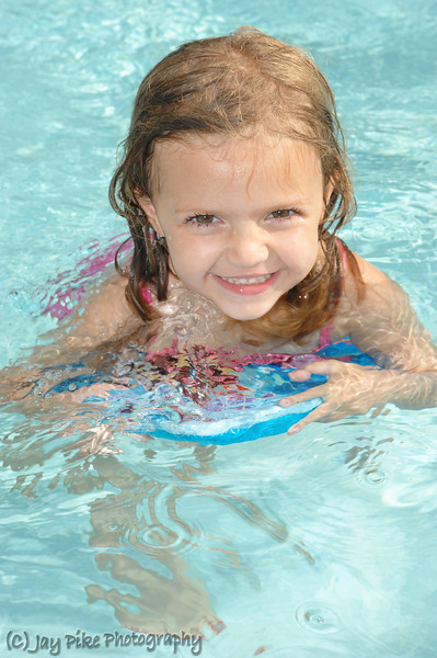 July 23, 2011 - Charlotte Bozarth 4th Birthday