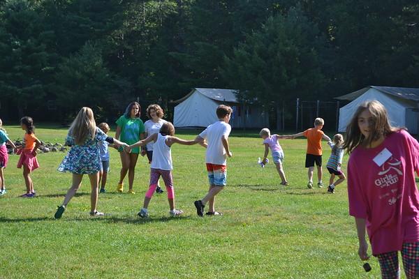 Week 8 Day Camp