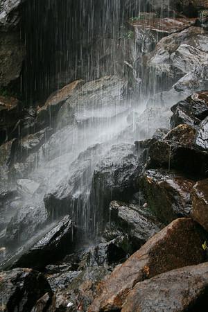 2007 Bridal Veil Falls, Western NC