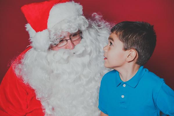 Santa Sessions Nov. 28