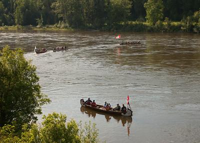 Canada 150 - Paddling from BC to Ottawa