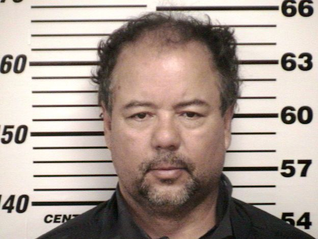 . CLEVELAND, OH - MAY 9:  In this handout from the Cuyahoga County Sheriff\'s Office, Ariel Castro, 52, is seen in a booking photo May 9, 2013 in Cleveland, Ohio. Castro, who held 3 women captive for a decade, has committed suicide, Tuesday, Sept. 3, 2013. (Photo by Cuyahoga County Sheriff\'s Office via Getty Images)
