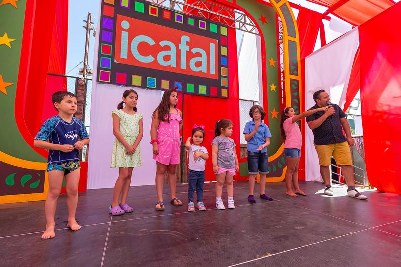 Fiesta Navidad | ICAFAL