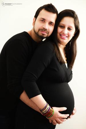 Poo-Jai | Maternity shoot