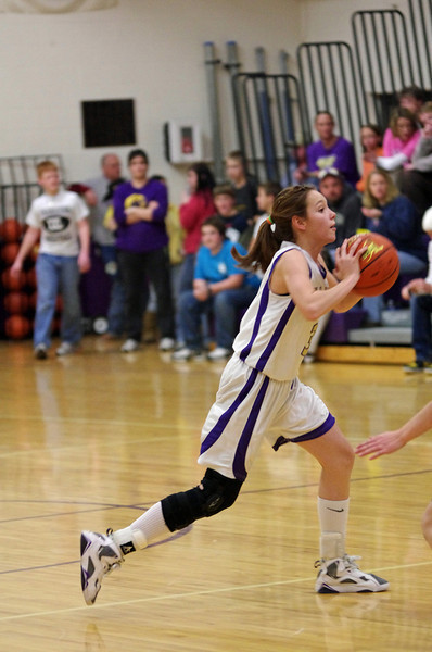 Sully Buttes Girls JV - Stanley County 12/7/10