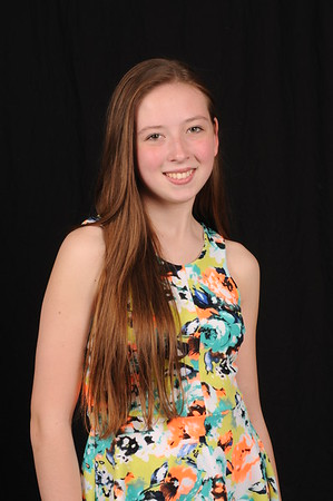 Kaylee - 8th Grade Portraits 2015