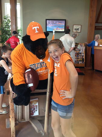 Elvers Visit, Vols Game (Sept. 1-7)