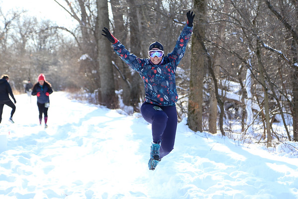 Usole Trail Challenge Feb 6 2021