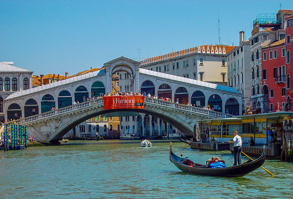 Italy...Venice, the Lake District and Countryside