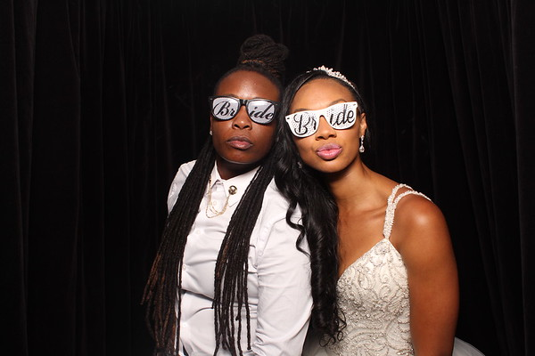 Alicia + Tameka @ The Harvey B Gantt Center 06.01.2019