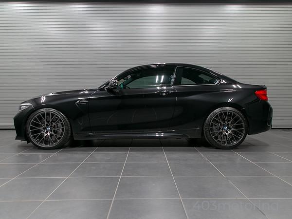 '19 M2 Competition - Black Sapphire Metallic