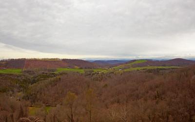 Scenic Farm Land