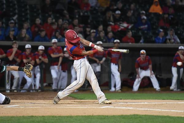 Varsity Baseball vs Skutt-State