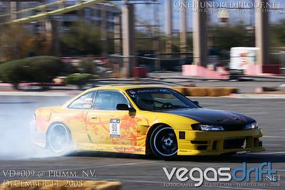 VegasDrift @ Primm, NV - VD009 - Dec. 14 2008
