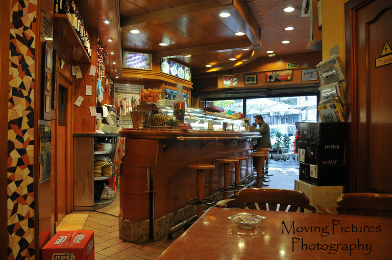Barcelona - Cafe