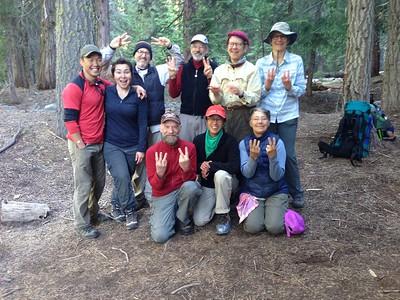 2017 Trinity Alps Wilderness – Shasta-Trinity National Forest (California)