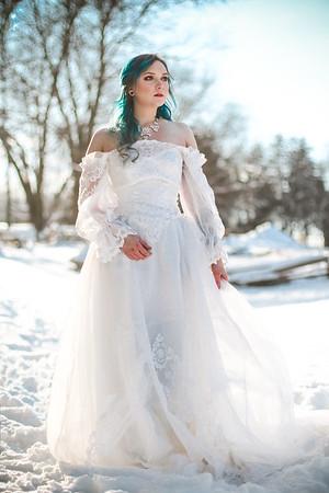 Elissa Giles - Snow Queen
