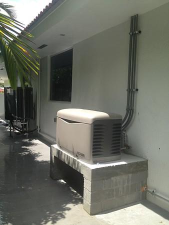 20kw Kohler Propane Generator. Key Biscayne