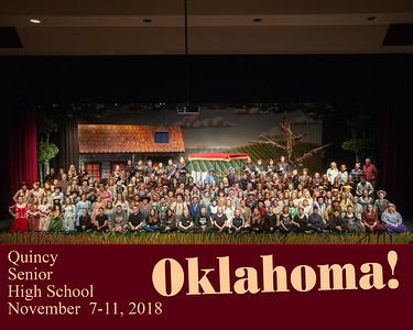 QHS Musical - Oklahoma! - 2018