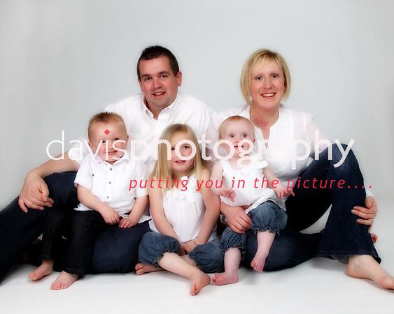 O'Neil Family Portraits
