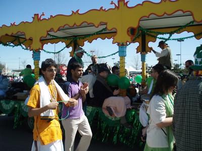 St. Patrick's Parade 3-13-10
