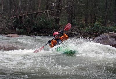 Nescopeck Creek - 4/25/2015