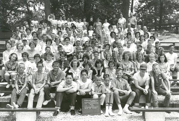 Camp Photos 1963