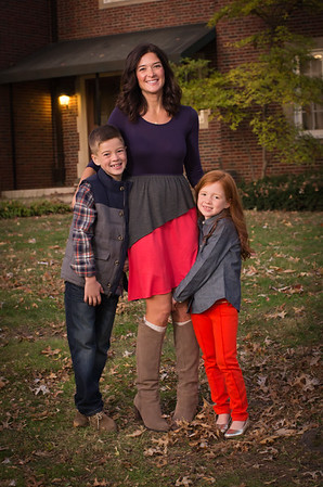 Burcke Family 2014