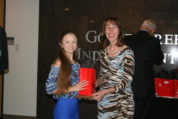Top Ten Reception 2012