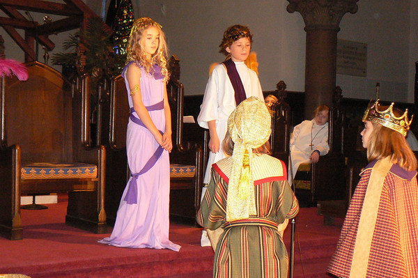 Christmas Pageant 2009