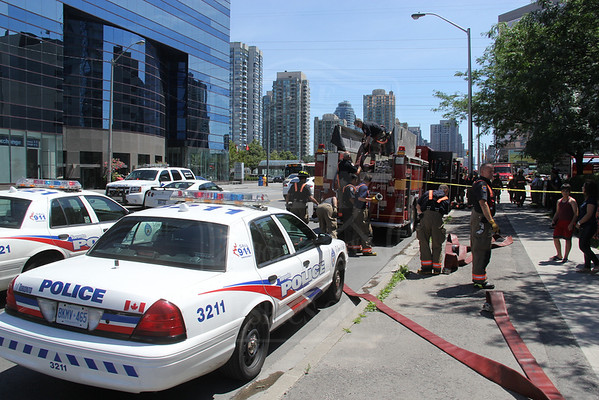 July 13, 2013 - 2nd Alarm - 5474 Yonge St.