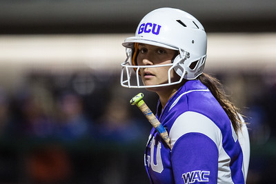 Softball GCU vs Houston Baptist 20180223